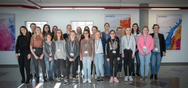 Der Girls'Day 2019 in Ulm